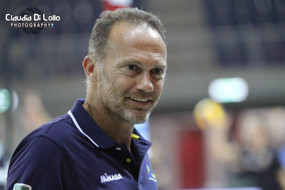 Welcome back Paolo Tofoli