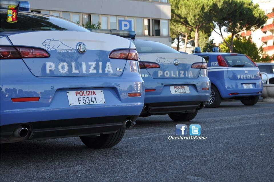 Vessa e minaccia il padre: la Polizia arresta un 48enne a Civitavecchia