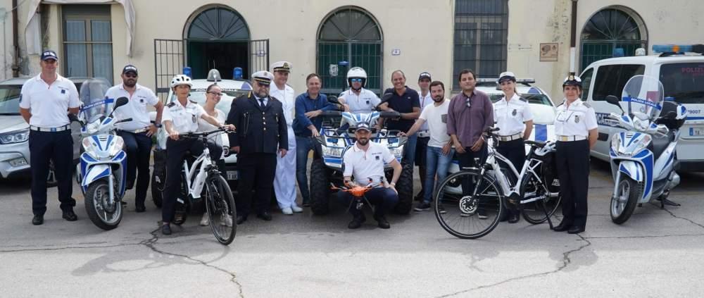 Polizia locale Montalto di Castro