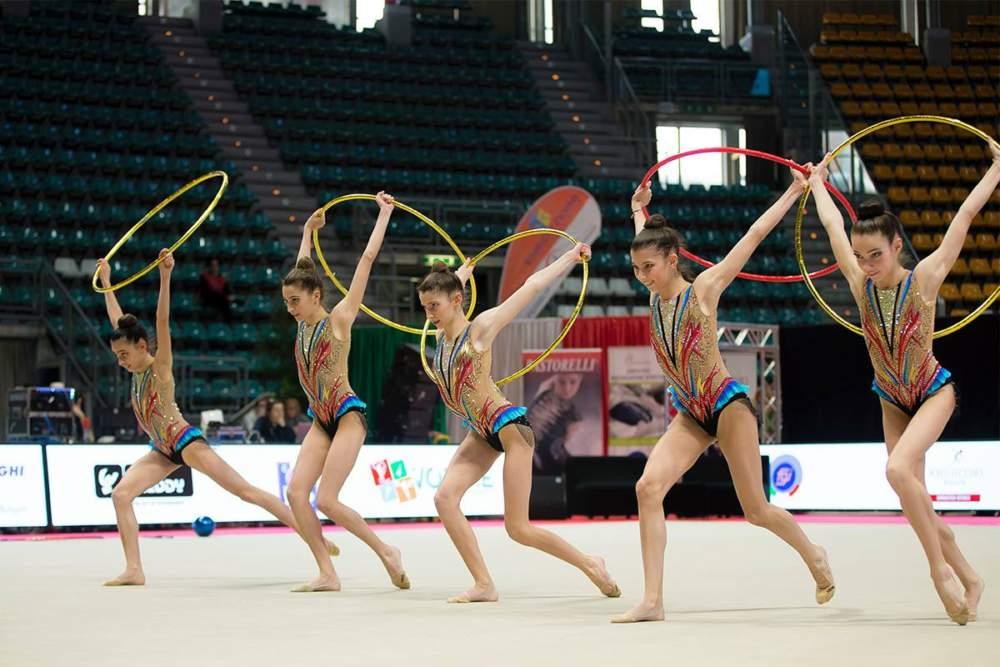 Chiuse le iscrizioni, ad Ostia Lido è tutto pronto per il meeting internazionale   di ginnastica ritmica