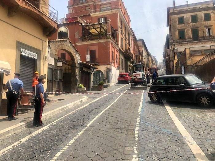 Esplosione a Rocca di Papa: la bambina di 5 anni in prognosi riservata