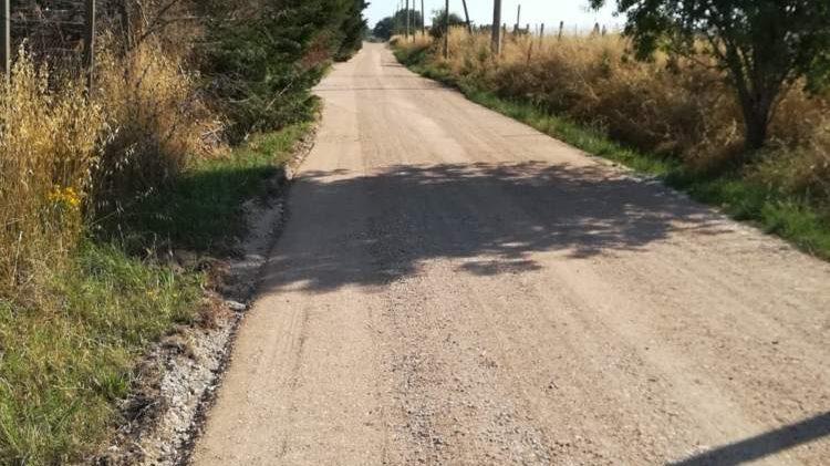 Montalto e Pescia, terminati i lavori delle strade bianche
