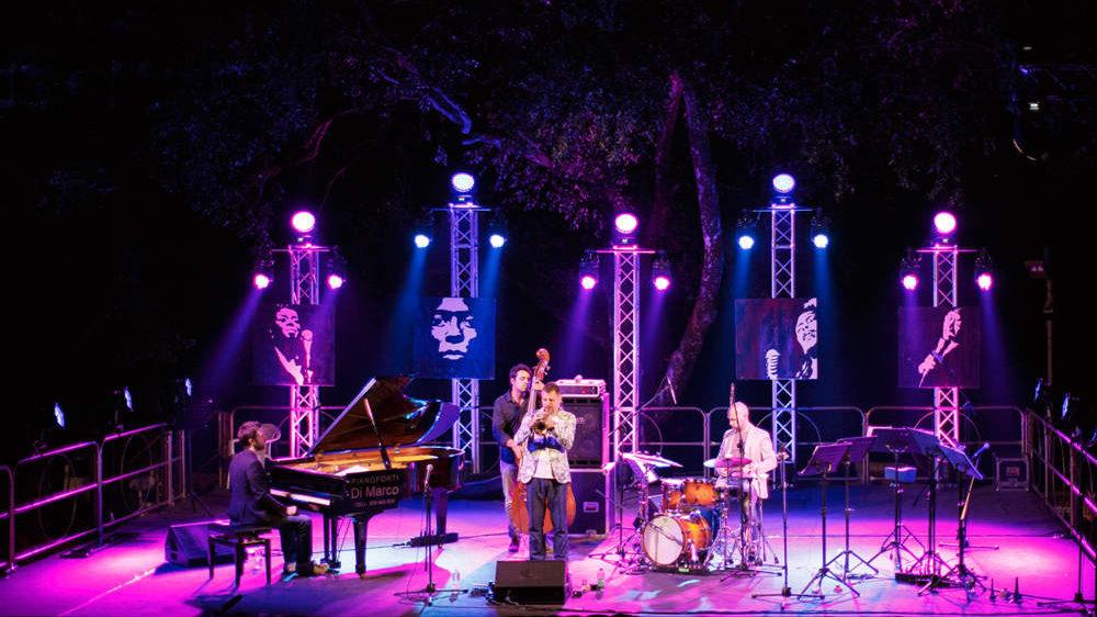 Tolfa Jazz, squilli di tromba: domani si parte