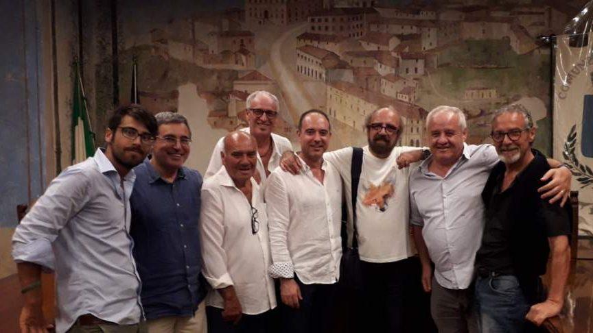 Allumiere premia il ristoratore amico del paese Fabio Quartieri
