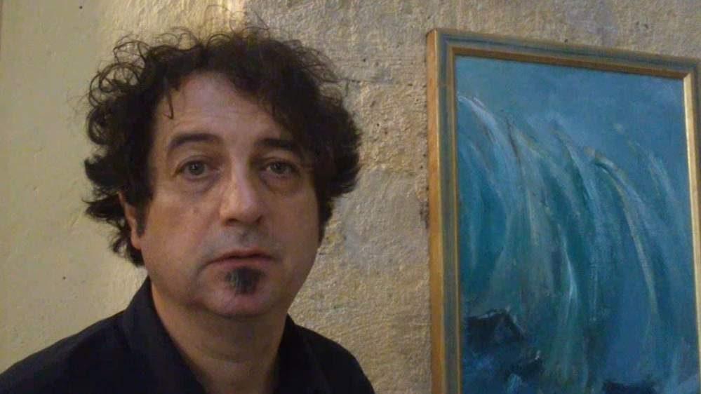Tarquinia, espone Fabrizio Berti: il pittore che ha incantato Sgarbi