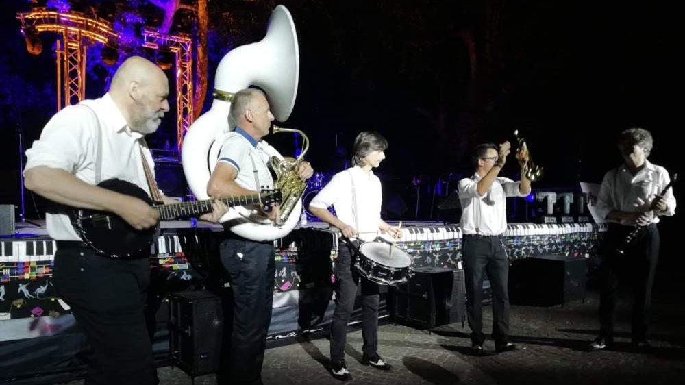 Tolfa Jazz fa ancora centro al Tagliani e per strada