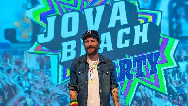 Oggi è il giorno del Jova Beach Party a Cerveteri: tutte le info utili