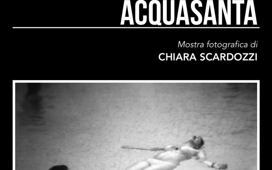 Tolfa, in mostra Acquasanta di Chiara Scardozzi