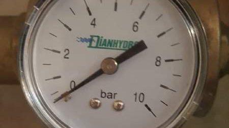 Manziana, pressione bassa dell'acqua causati da guasto elettrico