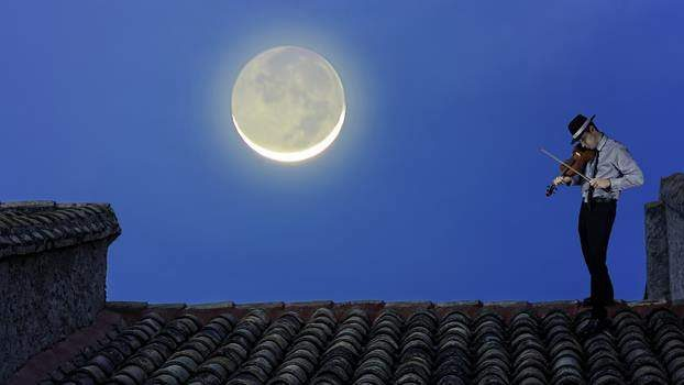 Allumiere, musica al chiaro di luna