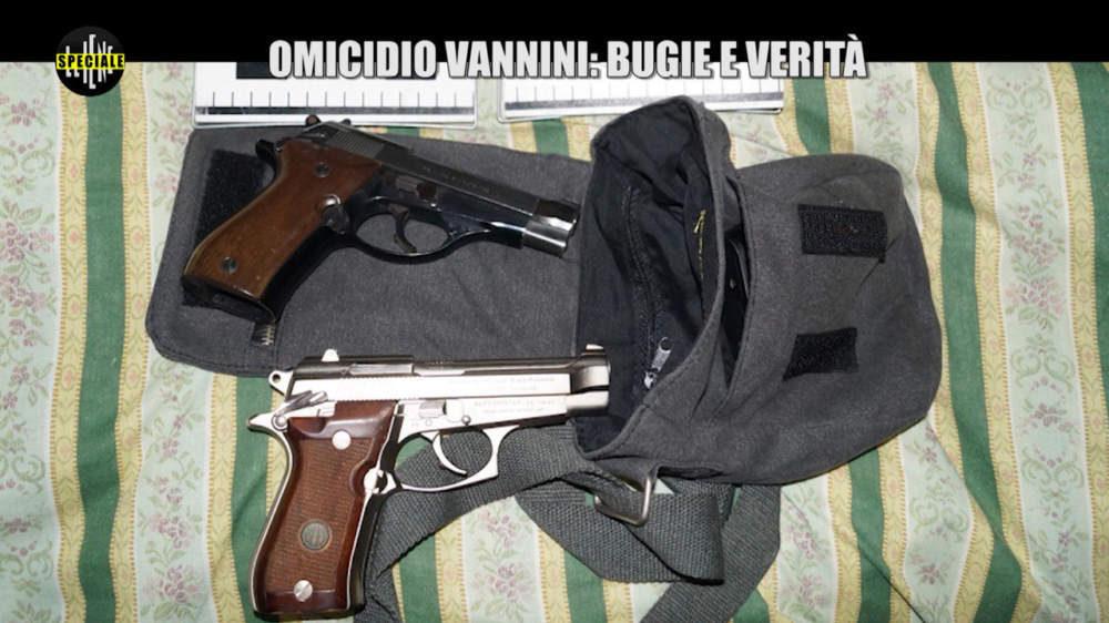 """Omicidio Vannini, Viola: """"Le pistole tutto il giorno sul divano"""""""