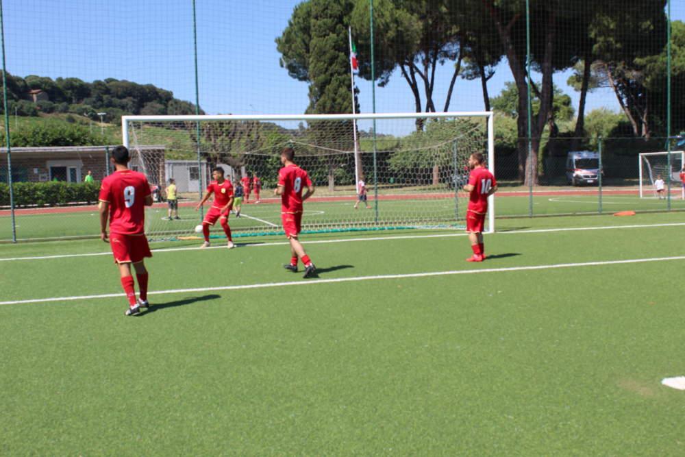 Il Borgo torna al successo: 2-1 all'Acilia