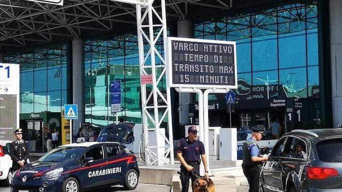 Fiumicino, furti in aeroporto: quattro denunciati