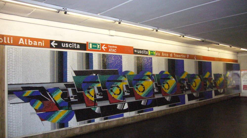 Metro A: guasto tecnico, servizio interrotto tra San Giovanni e Arco di Travertino
