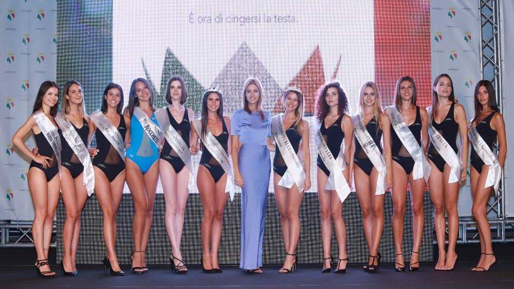 Montalto ha scelto Flavia Natalini: miss Roma diventa Miss Lazio