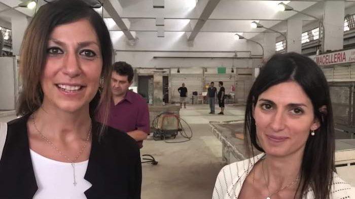 Messa in sicurezza dell'impianto elettrico e anagrafico potenziato: nuovo look per il mercato San Romano