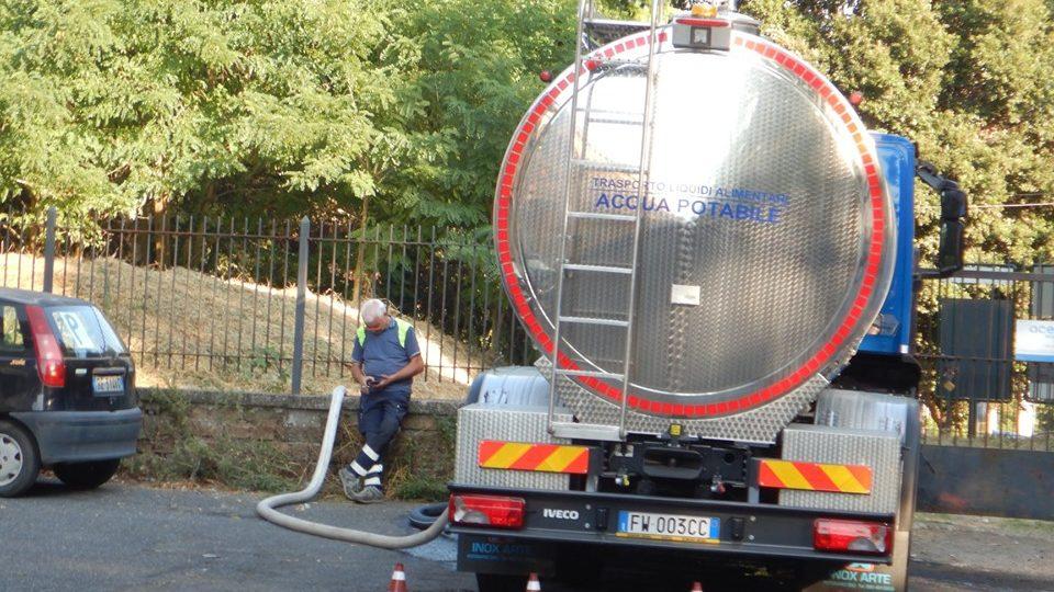 Crisi idrica a Bracciano, esposto in procura di Tellaroli