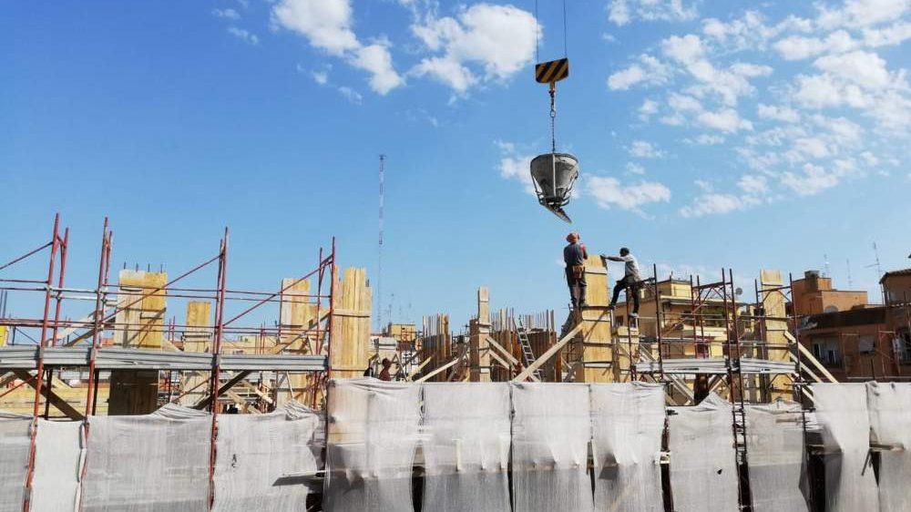 """Balduina, Pd su cantiere via Lattanzio: """"Sequestrati gli ultimi piani delle palazzine in costruzione"""""""