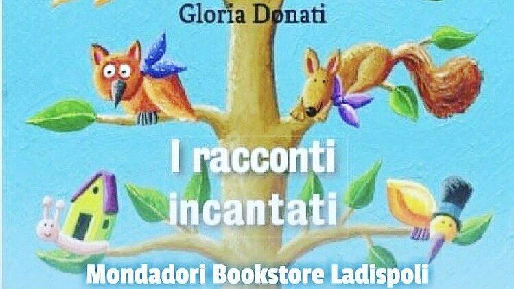 Ladispoli, arrivano i Racconti Incantati della braccianese Gloria Donati