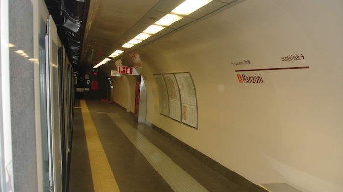 Metro A: la stazione Manzoni chiusa un'ora per guasto tecnico, dal 20 al 25 agosto servizio interrotto nel tratto Termini-Battistini