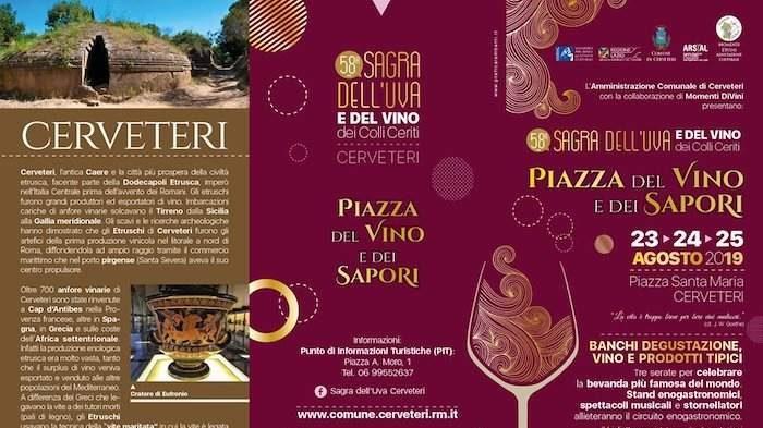 Cerveteri: Piazza Santa Maria diventa il fulcro del vino e dei sapori, tra tradizione e jazz