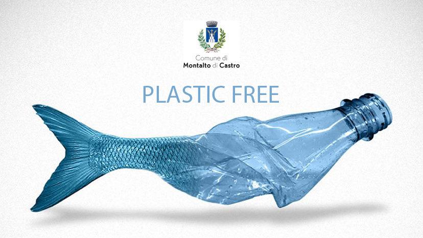 Anche Montalto dice no alla plastica