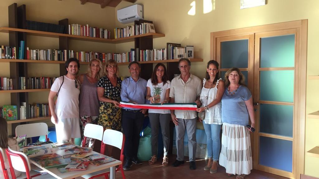 Montalto, a Pescia Romana inaugurato il Punto Lettura