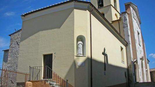 Tolfa festeggia oggi il suo patrono sant'Egidio