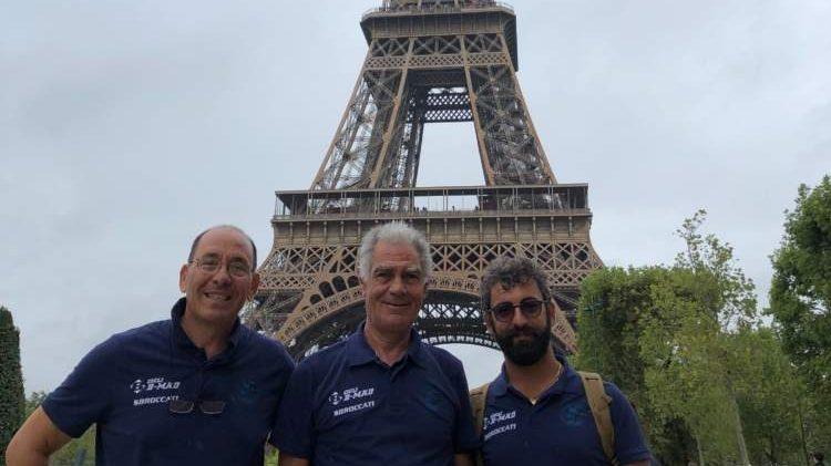 Ciclismo, gli Sbroccati Civitavecchia a Parigi per una gara al massacro da 1.220 km