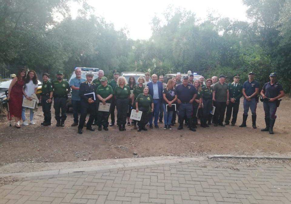 Cerveteri, concluso il VI Corso ufficiale delle Guardie Ecozoofile Fare Ambiente
