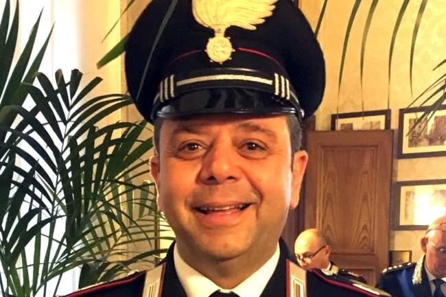 Morte Carabiniere Massimo Trippanera: il cordoglio del comune di Tarquinia