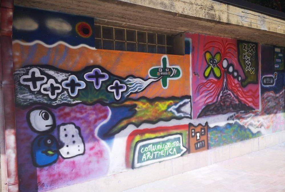 Artisti di Ladispoli coloreranno la Melone