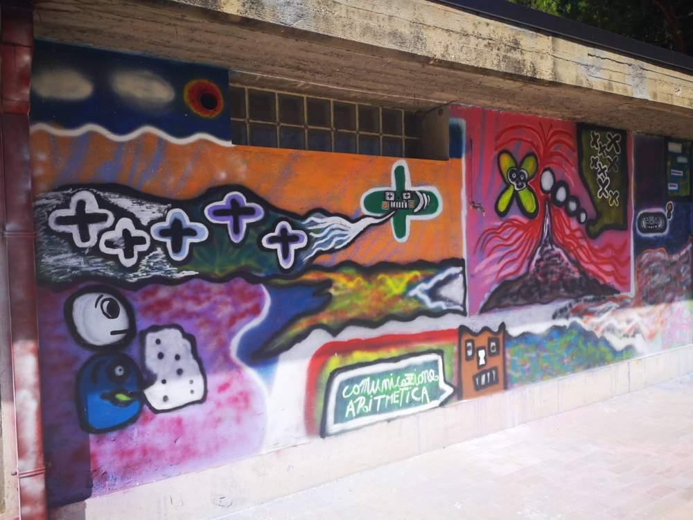 Murales scuola
