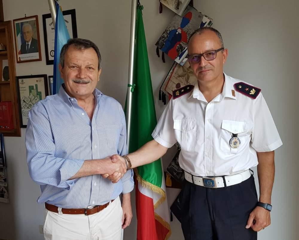 Polizia intercomunale Manziana Bracciano