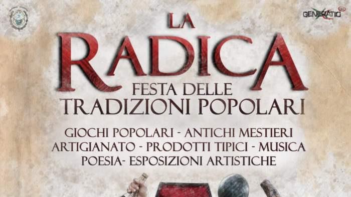 """""""W la Radica"""": a Tolfa in scena tradizioni, divertimento e allegria"""