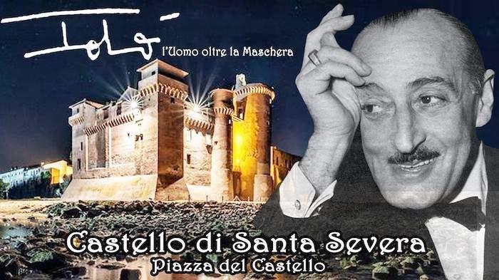 Totò uomo oltre la maschera: il Principe Poeta a Santa Severa