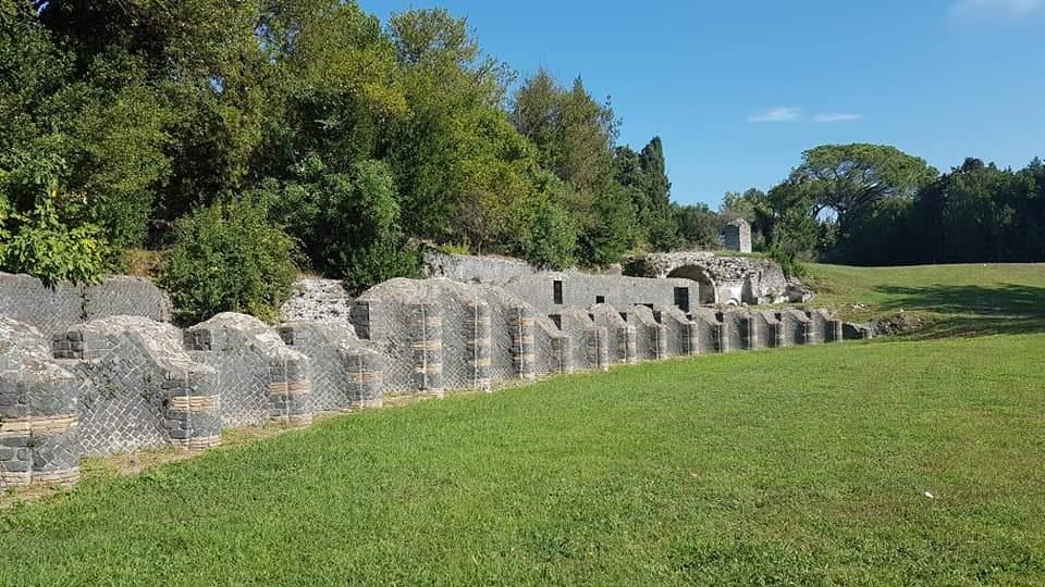 Anguillara, domani l'Aulularia di Plauto alla villa romana
