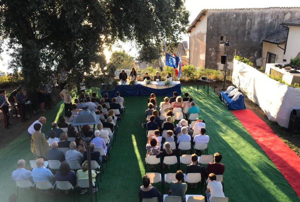 La festa del gemellaggio fra Anguillara e la città spagnola di Blanca