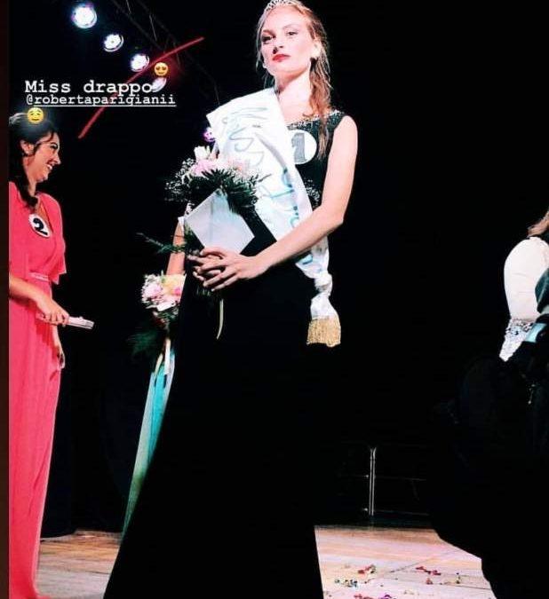 Tolfa ha eletto Miss Drappo: è Roberta Parigiani