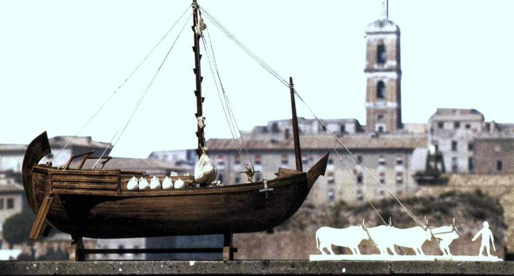 """Da Santa Marinella alla Cina: """"Il museo del mare alla mostra """"Portus"""""""