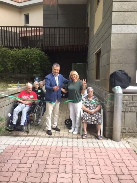 Manziana organizza le Olimpiadi dei Nonni