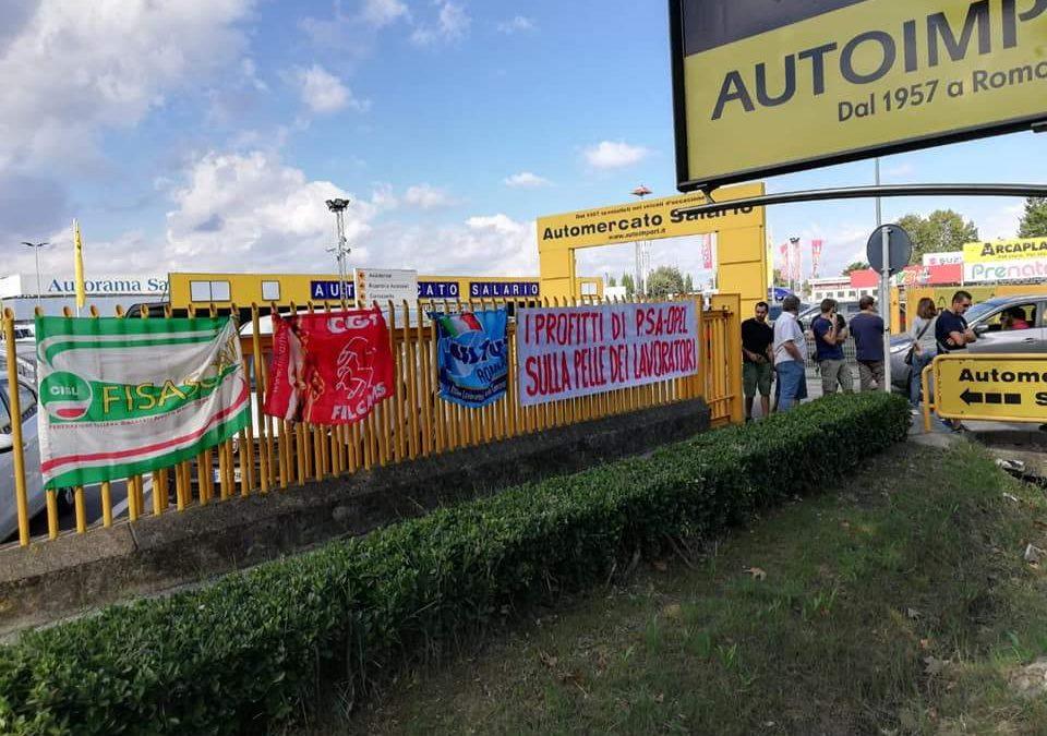 """Fiumicino, Fortini: """"Subito un vertice per affrontare crisi Opel"""""""