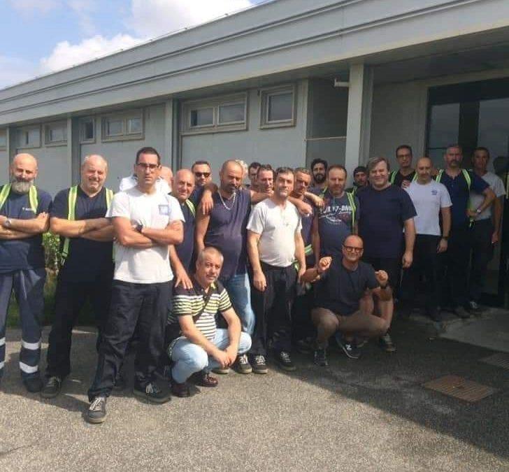"""Marcia del Lavoro a Fiumicino, dipendenti Opel: """"Siamo noi organizzatori, no a strumentalizzazioni"""""""