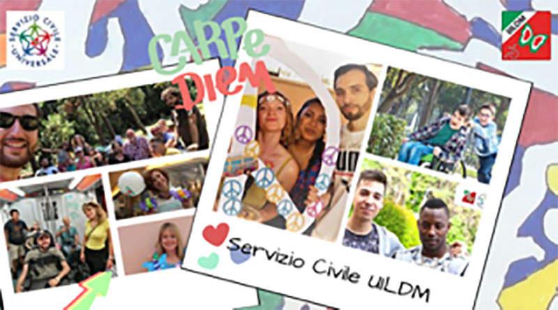 Scopri il Servizio Civile UILDM: Posti disponibili su Roma e Manziana