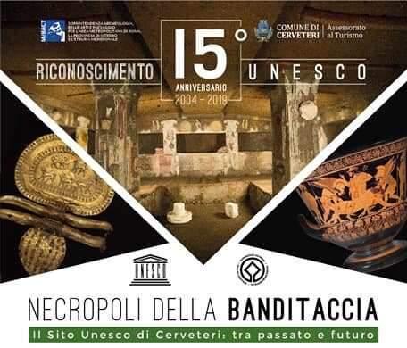 Cerveteri, continuano le conferenze per i 15 anni Unesco