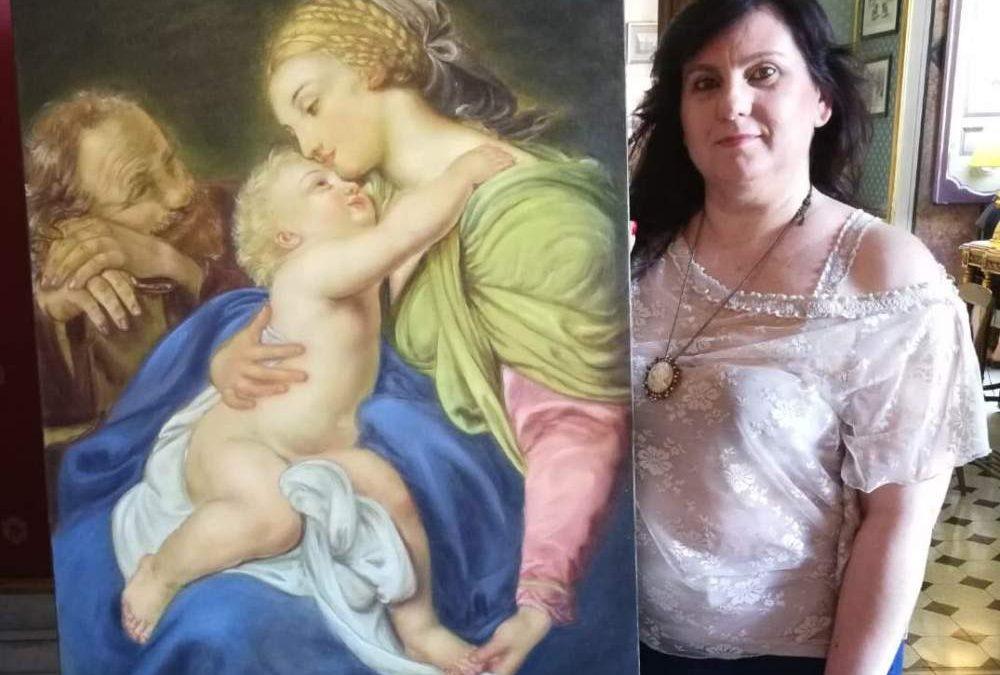 Ladispoli, alla Caggianelli il premio pittorico La Tela del Mese