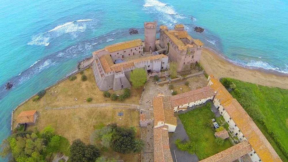 Visite guidate al Castello di Santa Severa da sabato