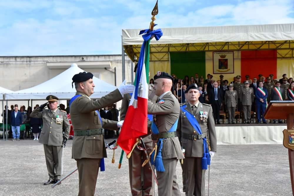Civitavecchia, cambio di comando al Reggimento Trasmissioni