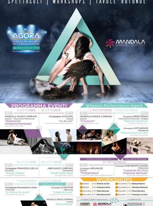 A Ladispoli torna CORRISPONDENZE Festival Nazionale di Compagnie Italiane di Danza Contemporanea