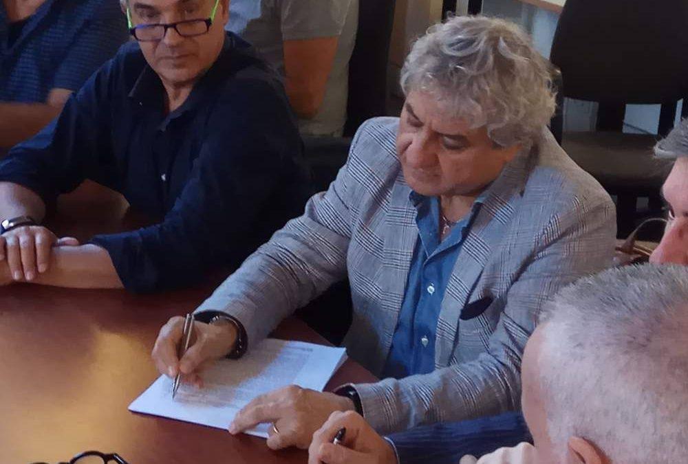 Sottoscritto contratto collettivo integrativo per 24 dipendenti comunali